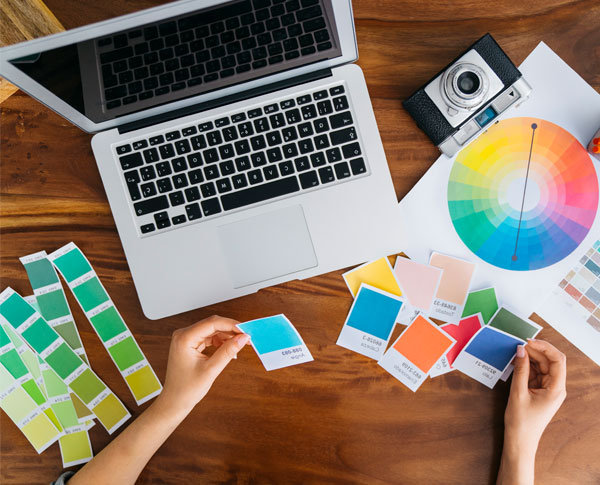 Web Design for Developing Technology with Joy